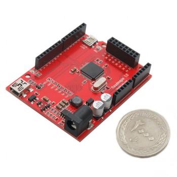 برد توسعه Iteadmaple دارای هسته STM32F103RB سازگار با شیلدهای آردوینو