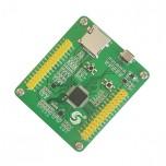 برد توسعه STM32F با قابلیت برنامه نویسی میکروپایتون