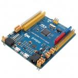 برد توسعه STM32F411RET6 سازگار با شیلدهای آردوینو