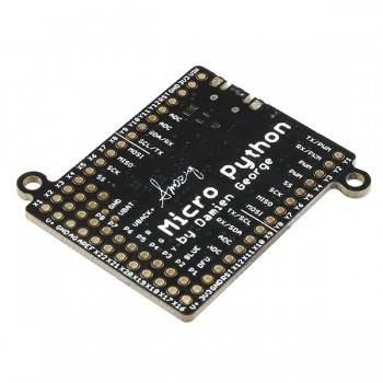 برد توسعه STM32F405RG با قابلیت برنامه نویسی میکروپایتون