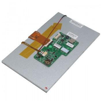 ماژول نمایشگر LCD TFT فول کالر تاچ 10.1 اینچی دارای ارتباط سریال RS232 ، هسته  FPGA و RTC داخلی