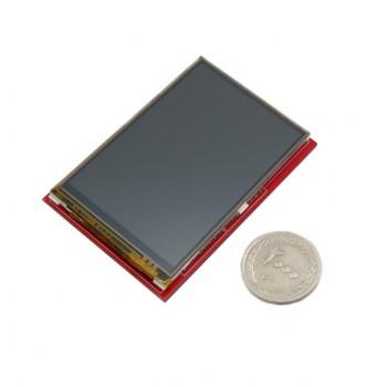 شیلد نمایشگر LCD TFT فول کالر تاچ 3.2 اینچی مناسب برای بردهای آردوینو