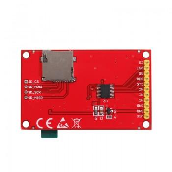 ماژول نمایشگر LCD TFT فول کالر 1.8 اینچ دارای ارتباط SPI