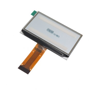 نمایشگر OLED تک رنگ 2.42 اینچ دارای کابل فلت 24 پین و چیپ درایور SSD1309