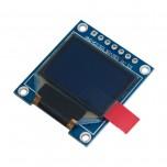 ماژول نمایشگر OLED فول کالر 0.95 اینچ دارای ارتباط SPI و چیپ درایور SSD1331