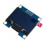 ماژول نمایشگر OLED تک رنگ 1.3 اینچ دارای ارتباط I2C و چیپ درایور SH1106