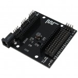 برد کمکی ویژه برد وایفای NodeMCU دارای جک پاور و آنتن PCB