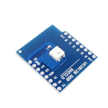 شیلد LED RGB ویژه برد WeMos D1 Mini