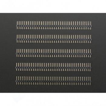 بسته 5 تایی پین هدر 1X40 نری مستقیم  - فاصله پین 2 میلی متر