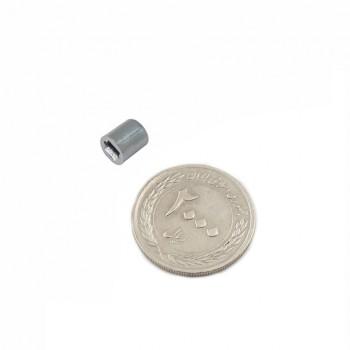 بسته 2 تایی کلاهک آلومینیومی سوئیچ فشاری دارای ابعاد 6MMX7MM