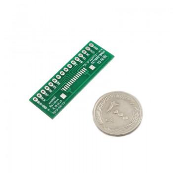 برد آداپتور 15 پین FPC مناسب نمایشگر GXM 1602