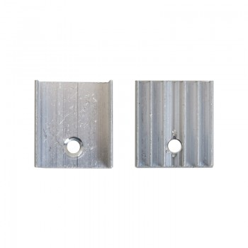 هیت سینک آلومینیومی TO220 سایز 15x10x16