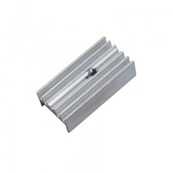 هیت سینک آلومینیومی TO220 سایز 15x10x30