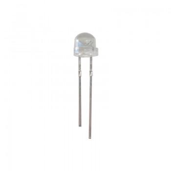 بسته 10 تایی LED کلاهی 5 میلیمتری آبی