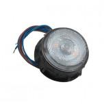 LED دایره ای آفتابی 220V 3W دارای هیت سینک داخلی
