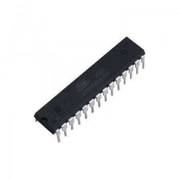 میکروکنترلر ATMEGA8A-PU دارای پکیج DIP