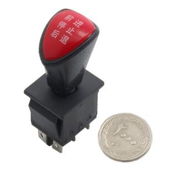 کلید کلنگی 3 حالته 6 پایه دارای کاور پلاستیکی