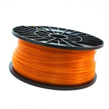 فیلامنت 1 کیلو گرمی پرینتر 3 بعدی دارای جنس PLA و قطر 1.75mm ( نارنجی  )