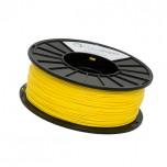 فیلامنت 1 کیلو گرمی پرینتر 3 بعدی دارای جنس PLA و قطر 1.75mm ( زرد )