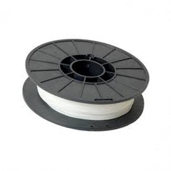 فیلامنت انعطاف پذیر 1 کیلو گرمی پرینتر 3 بعدی دارای جنس TPE و قطر 1.75mm ( رنگ سفید )
