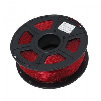 فیلامنت انعطاف پذیر 1 کیلوگرمی پرینتر سه بعدی TPU و قطر 1.75mm