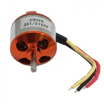موتور براشلس KV930 A2212 مناسب برای کوادکوپتر و مولتی روتور
