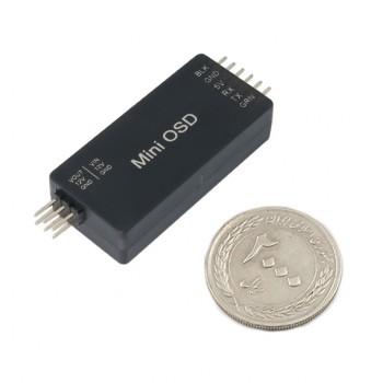 ماژول Minim OSD مناسب برای نمایش اطلاعات متنی بر روی تصاویر ویدیویی