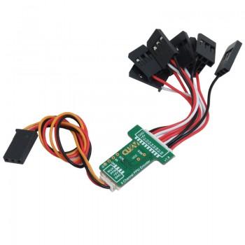 ماژول انکودر 8 کاناله ( PPM ) ویژه فلایت کنترلرهای APM / PixHawk