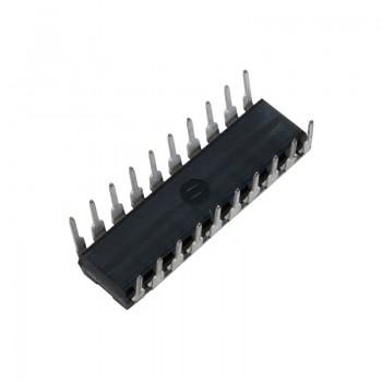 آی سی کنترل صدا PT2258 دارای پکیج DIP-20