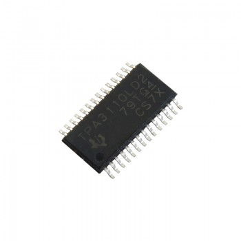 آی سی  آمپلی فایر صوتی TPA3110 دارای پکیج HTSSOP-28