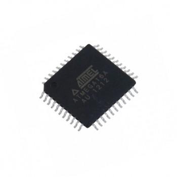 میکروکنترلر ATMEGA16A-AU دارای پکیج TQFP44