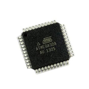 میکروکنترلر ATMEGA32A-AU دارای پکیج TQFP44