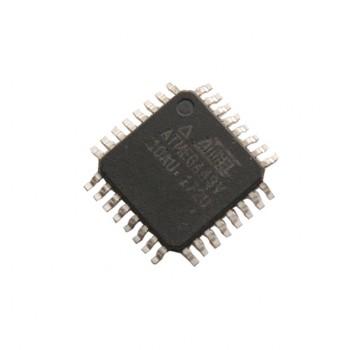 میکروکنترلر ATMEGA48V-10AU دارای پکیج QFP32