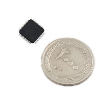میکروکنترلر GD32F103RCT6 دارای پکیج LQFP64