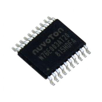 میکرو کنترلر N76E003AT20  دارای پکیج TSSOP20