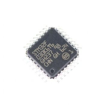میکروکنترلر STM32F030K6T6 دارای پکیج LQFP32