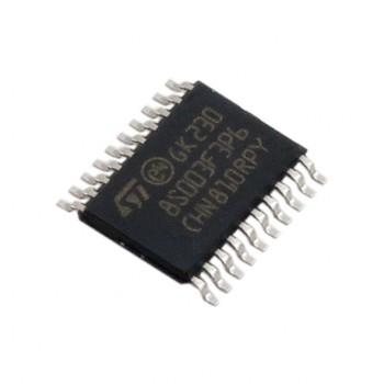 میکروکنترلر STM8S003F3P6 دارای پکیج TSSOP20