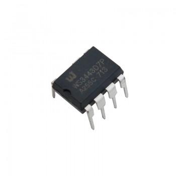 آی سی WS3443D7P دارای پکیج DIP-7