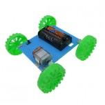 کیت ربات ماشین تک موتوره مناسب برای رده سنی کودکان