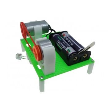 کیت ژنراتور دو موتوره مناسب برای رده سنی کودکان