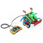 کیت رباتیک ربات جنگجو جسور با دسته کنترلی