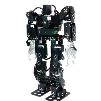 کیت ربات انسان نما دارای پنجه گریپر و 19 درجه آزادی