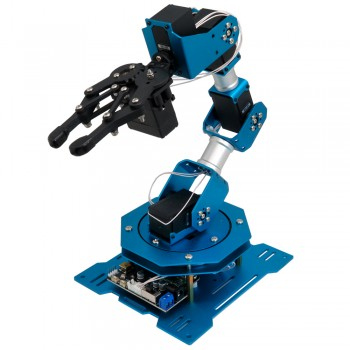 ربات بازو دارای 6 درجه آزادی و گریپر
