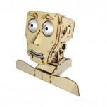 کیت رباتیک فریتز دارای 13 موتور جهت تغییر حالت صورت ( ورژن پیشرفته )