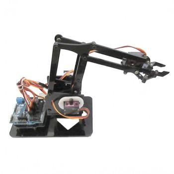 کیت مینی ربات بازو با قابلیت کنترل از طریق کامپیوتر / موبایل