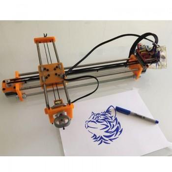 کیت قطعات پلاستیکی ربات طراح و نویسنده AxiDraw