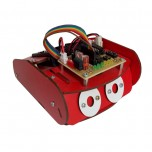 کیت رباتیک ربات مسیریاب تعقیب خط 6 سنسور