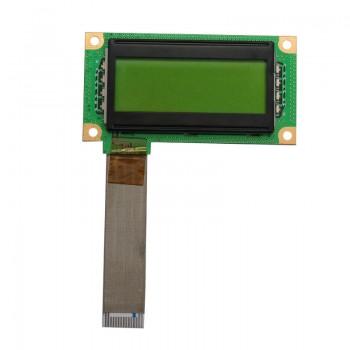 نمایشگر LCD کاراکتری GXM 1602 با ولتاژ کاری 5 ولت