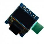 ماژول نمایشگر OLED تک رنگ 0.49 اینچ دارای ارتباط I2C