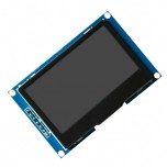 ماژول نمایشگر OLED تک رنگ 2.42 اینچ دارای ارتباط SPI / I2C و چیپ درایور SSD1309
